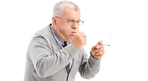ما هي كحة المدخن