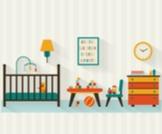 اختيار أثاث غرفة الرضيع