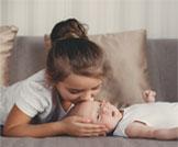 إعداد الطفل مع قدوم مولود جديد