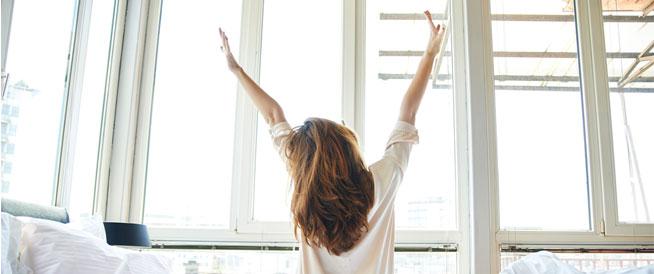 5 أسباب تدفعك للإستيقاظ مبكراً
