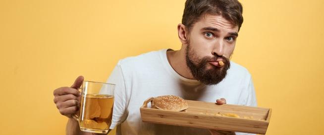 أطعمة تقلل الرغبة الجنسية لدى الرجال