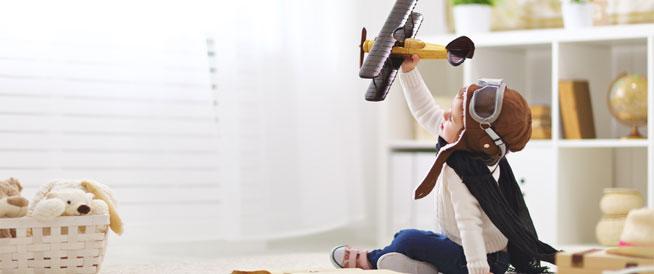 خطوات تدريب الطفل على النوم في غرفته
