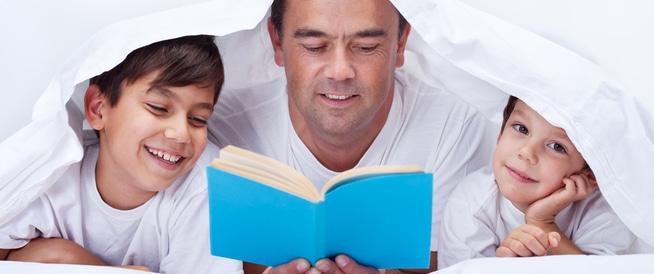 فوائد القصة والقراءة عند الاطفال
