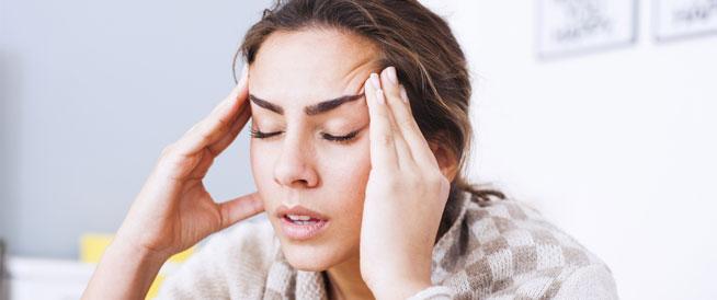 أسباب آلام الرأس من الخلف وكيفية علاجه