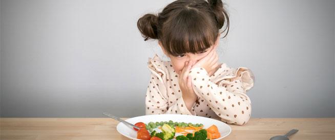 أسباب فقدان الشهية عند الأطفال وكيفية التغلب عليه