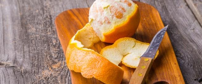 9 فوائد مذهلة لقشر البرتقال