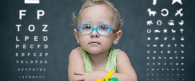 هل يوجد لدى طفلك ضعف في النظر؟