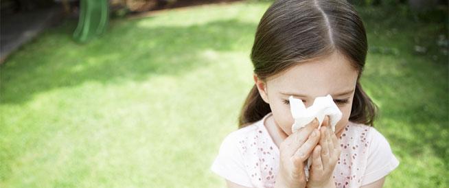 أمراض الربيع التي تصيب الأطفال وكيفية الوقاية منها