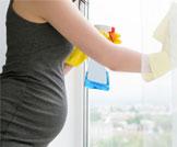 أعمال منزلية يجب على الحامل تجنبها