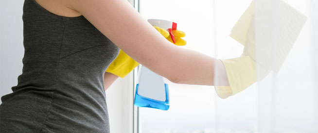 5 أعمال منزلية يجب على الحامل تجنبها