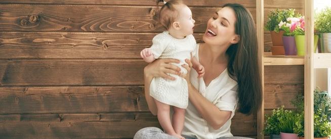 علامات تشير بأن طفلك يتمتع بصحة جيدة