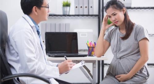 زيادة السوائل حول الجنين