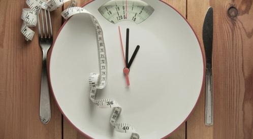 انخفاض الوزن في رمضان
