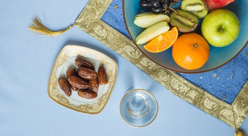 فوائد الفواكهة في رمضان