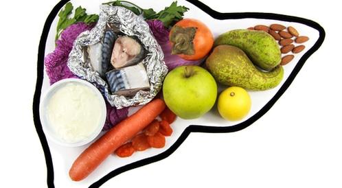 تعزيز صحة الكبد