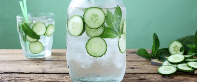 فوائد ماء الخيار ستجعله مشروبك المفضل هذا الصيف!