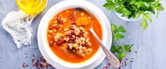 طريقة عمل حساء الطماطم وأهم فوائده