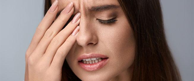 6 مشاكل شائعة تصيب العين وطرق علاجها