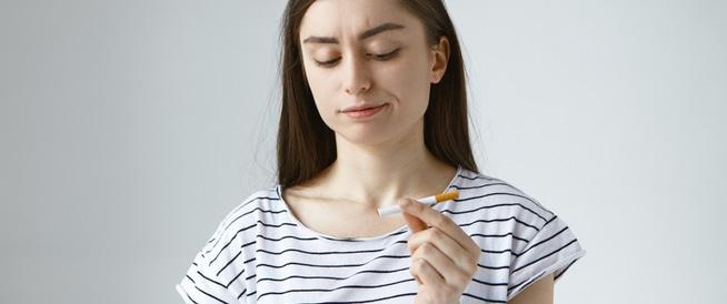 أعراض انسحاب النيكوتين