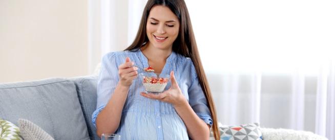 علاجات منزلية للغازات أثناء الحمل