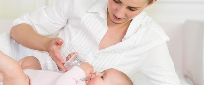 ماء غريب: هل هو آمن على الطفل؟