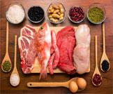 أطعمة صحية غنية بالبروتين