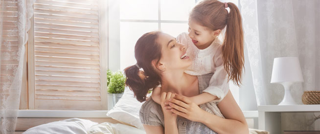 8 عبارات سحرية يحب كل طفل أن يسمعها