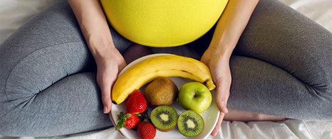 أطعمة هامة في الشهر التاسع من الحمل