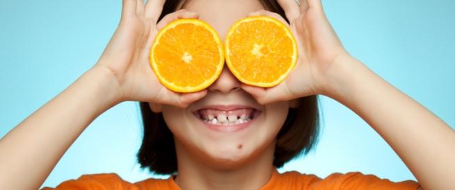 فوائد فيتامين C للأطفال والجرعات الملائمة