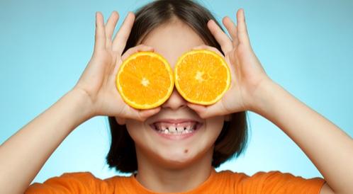 فوائد وجرعات فيتامين C للأطفال