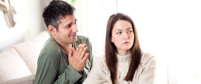 الاعتذار بين الزوجين: متى وكيف يكون؟