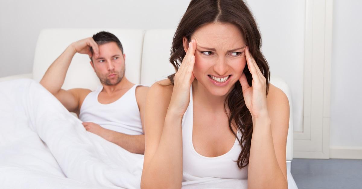 b40144db5 أمور تقلق المرأة بشأن الجماع وكيفية التغلب عليها - ويب طب