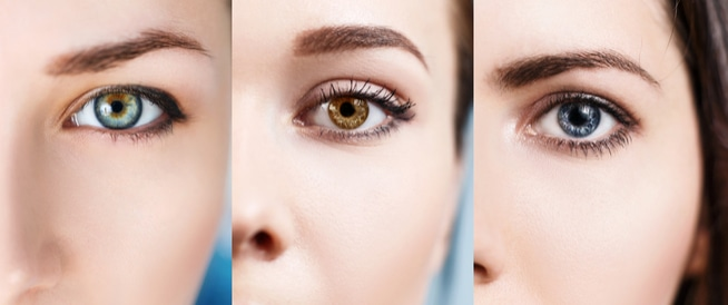 ماذا تقول لون وشكل عينيك عن صحتك؟