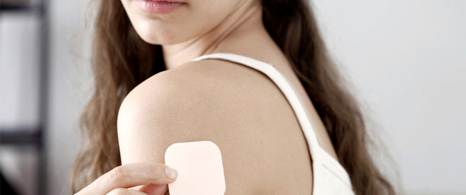 لصقات منع الحمل: معلومات ومحاذير