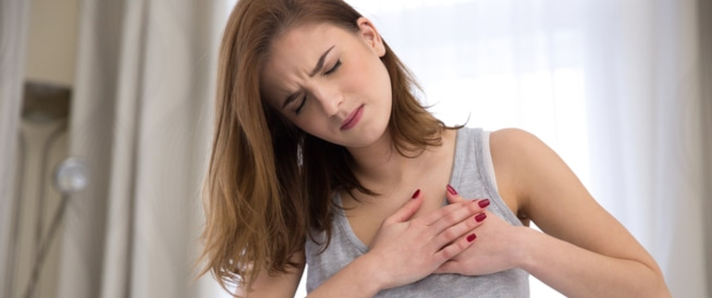 9 أعراض خطيرة تشير إلى مشكلة في القلب