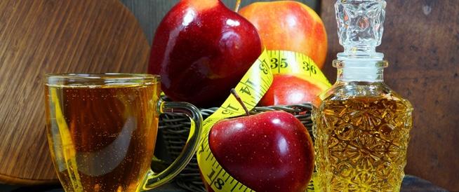 خل التفاح للتخسيس: هذا ما يجب معرفته