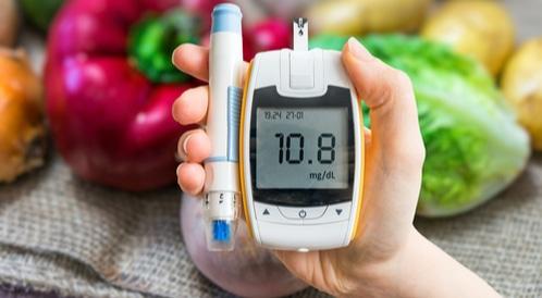 مؤشر قياس نسبة السكري