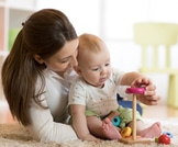اهم الالعاب للطفل الرضيع