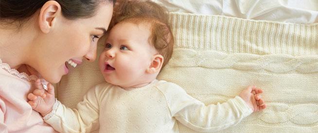 إختبارات منزلية للاطمئنان على صحة الطفل الرضيع
