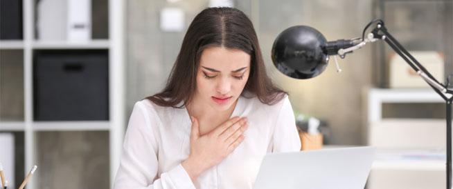 إلتهابات شائعة للجهاز التنفسي وطرق علاجها