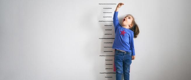 حجم الطفل وطوله: منذ الولادة وحتى سنته الأولى
