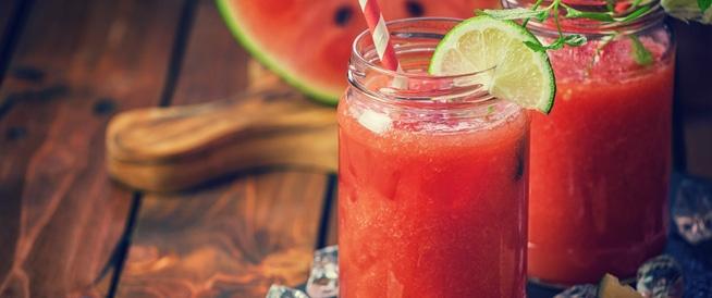 فوائد عصير البطيخ وطريقة تحضيره
