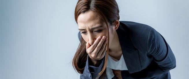 9 أسباب غير متوقعة للشعور بالغثيان