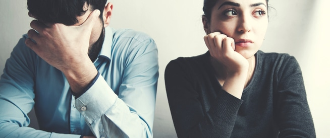 المشاكل الزوجية وحلها