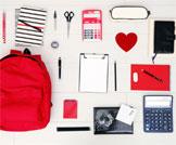 أدوات مدرسية تضر صحة الطفل