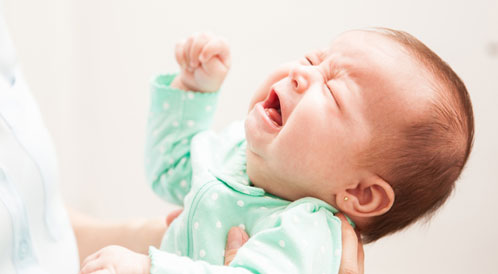 أعراض اللحمية عند الأطفال