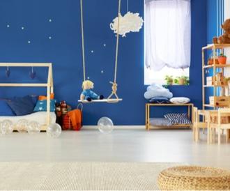 ألوان غرفة الطفل: هل تؤثّر عليه؟