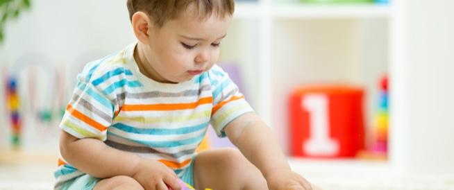 نشاطات تقومين بها مع طفلك بعمر 1-2 سنوات