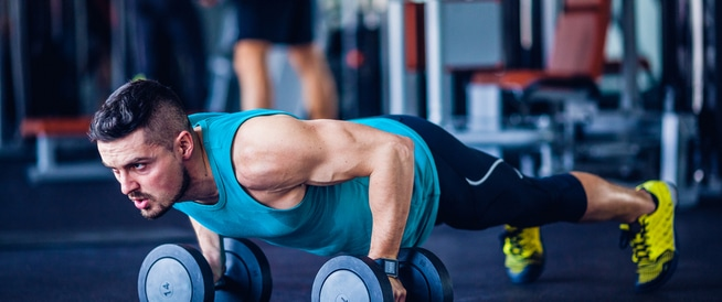 طرق تضخيم العضلات بسهولة