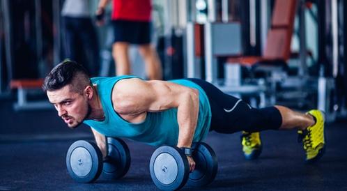 طرق تضخيم العضلات